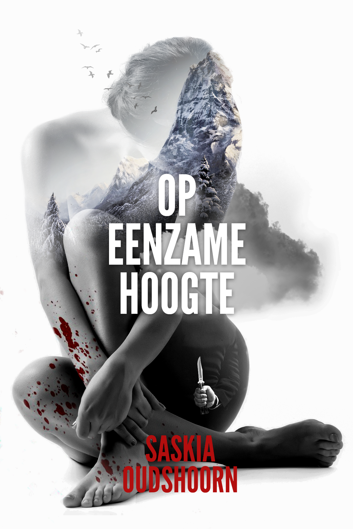 Op eenzame hoogte cover WITH TEXT
